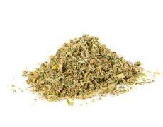 sieved bubblegum cbd fleur de cannabis
