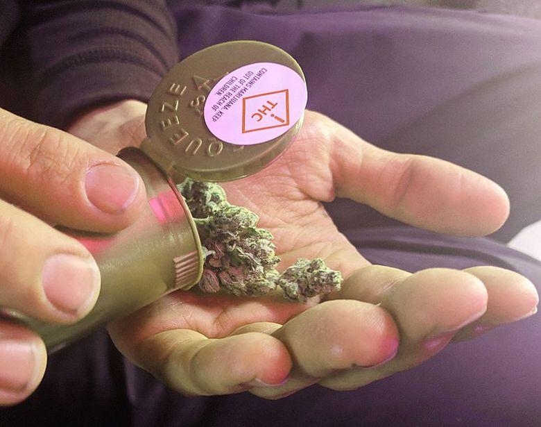 Conserver la marijuana en France