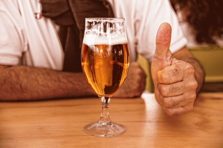 cannabis légal bière de chanvre