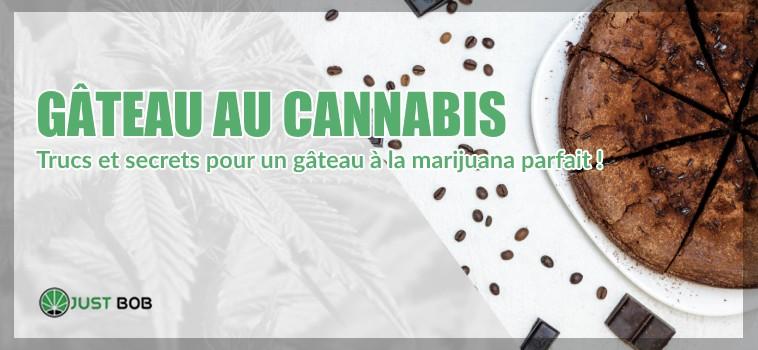 Recette et trucs pour un gâteau au cannabis cbd