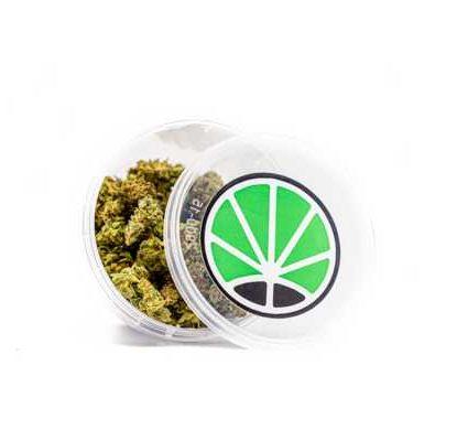 pot de marijuana légal Small Bud Mix