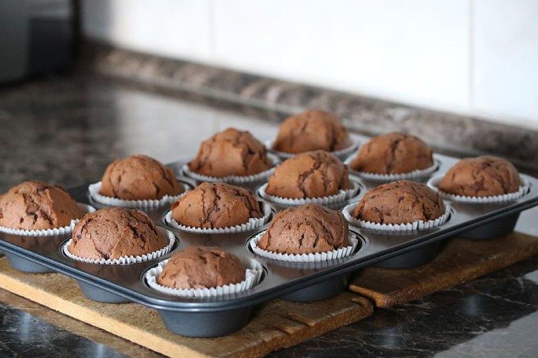 muffins au cannabis cbd
