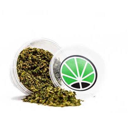 pot de marijuana légal Sieved of Bubblegum