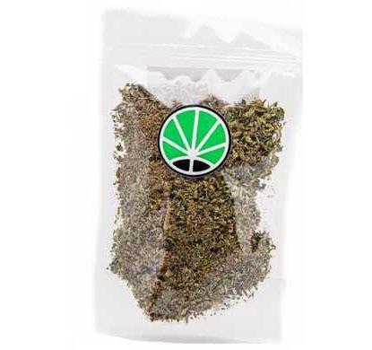 Sachet de cannabis CBD Sieved of Bubblegum