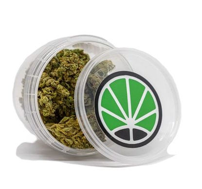 pot de marijuana légal Bubblegum