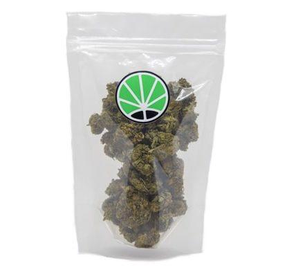 packaging de fleur de CBD cannabis Lemon Cheese