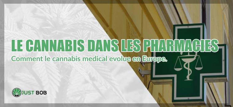 cannabis cbd et pharmacies
