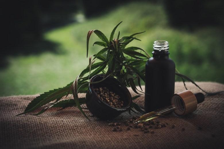 expérience avec huile de marijuana