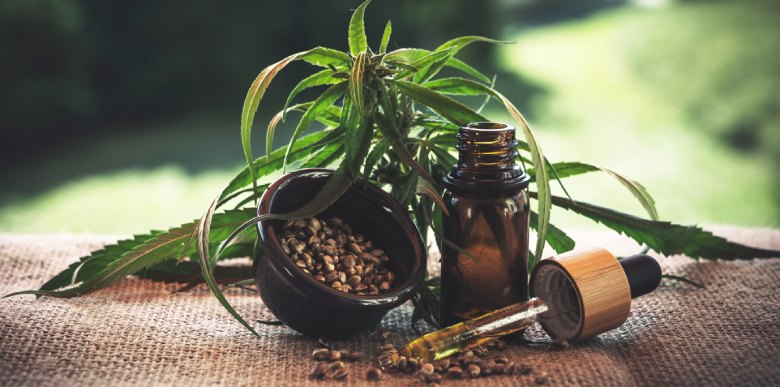 huile de cbd marijuana bio