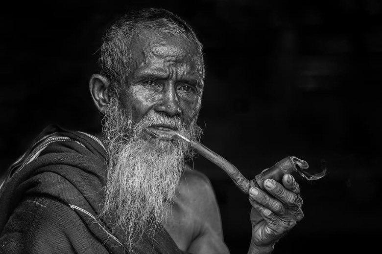 la pipe à cannabis traditionnelle