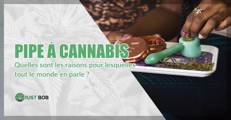 Pipe à cannabis
