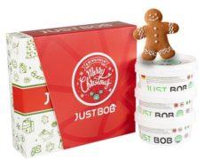 Emballage Kit Xmas Silver JustBob