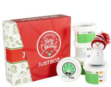 Kit Xmas Gold JustBob CBD