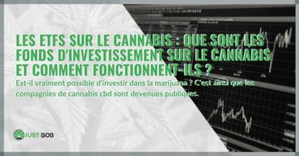 Les ETFs sur le cannabis