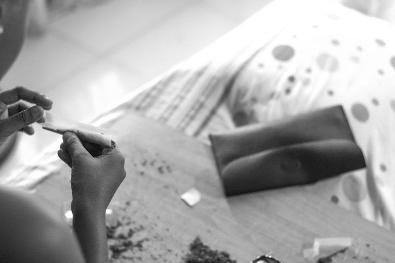 Dépendance et effets à long terme du THC.