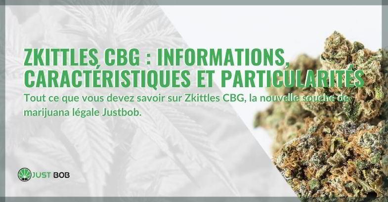 Marijuana Zkittles CBG.