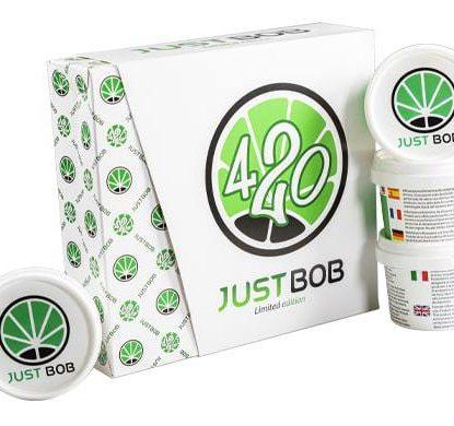 Kit platinum 420 avec 4 varietés de fleurs cbd de haute qualité