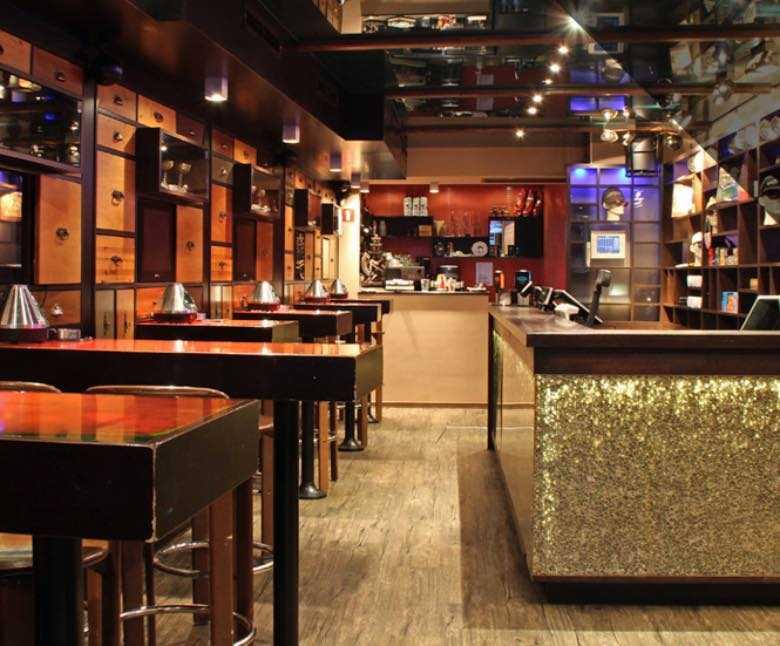 Barneys meilleur café à Amsterdam