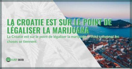 La Croatie est sur le point de légaliser la marijuana : voyons ce qu'il en est