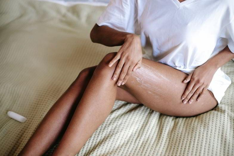 CBG approuvé comme cosmétique pour la peau du corps.