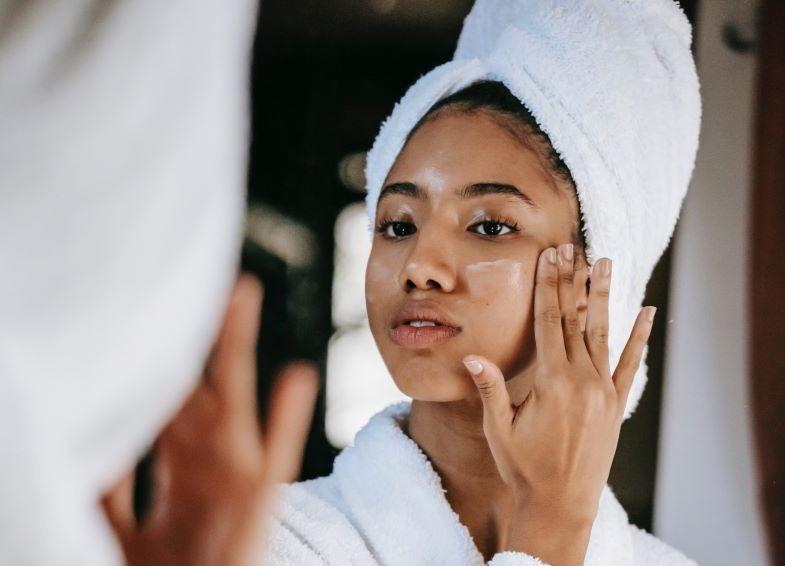 Crème de chanvre et propriétés cosmétiques pour le visage.