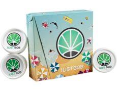 Kit Summer silver 3 varietés de Fleur de CBD 9 grammes pour l'été
